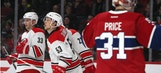 Hurricanes LIVE To Go: Canes win in Bell Centre for first time since 2012