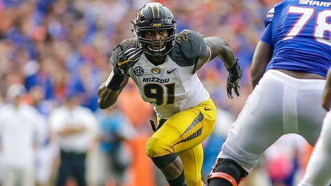 Charles Harris -- DE, Missouri (First round, 22nd overall)