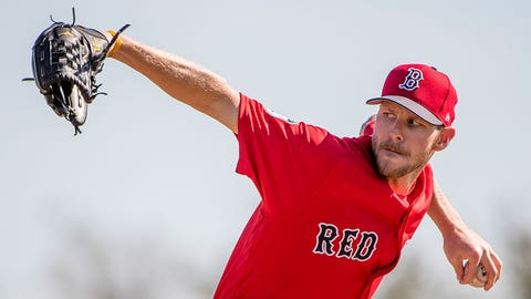 Chris Sale -- Boston Red Sox