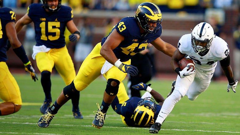 2017 NFL draft prospect countdown, No. 34: Michigan DE Chris Wormley