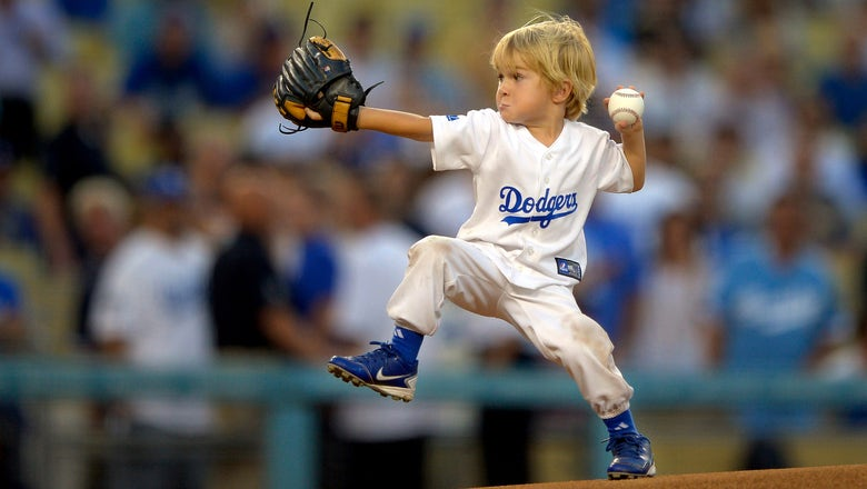 This boy's mother believes he's Lou Gehrig reincarnated