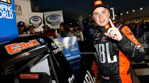 What makes Christopher Bell such a driving talent on dirt?