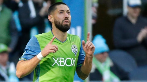 The choice? Clint Dempsey