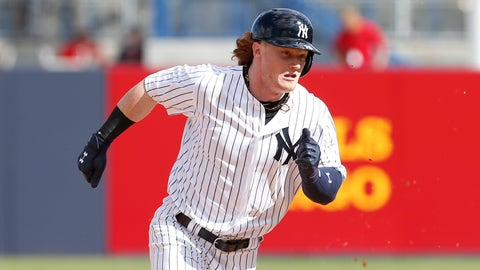 Brian Cashman: Clint Frazier never asked for Mickey Mantle's No. 7