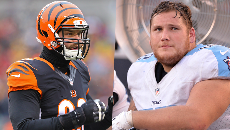 Colts add DE Margus Hunt, OL Brian Schwenke via free agency
