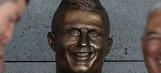 An examination of the 'horrifying' Cristiano Ronaldo sculpture at newly named Ronaldo Airport