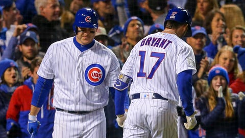 Chicago Cubs (103 wins in 2016)