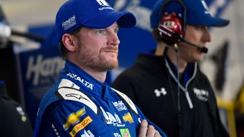 Dale Earnhardt Jr., -7