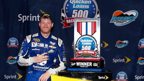 Dale Earnhardt Jr., 1