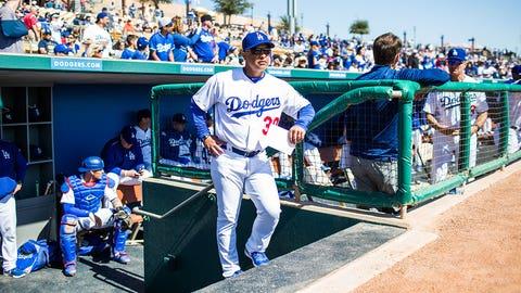 MLB Baseball: Spring Training Dave Roberts LA DodgersMLB Baseball: Spring Training Dave Roberts LA DodgersCamelback Ranch-Glendale/Phoenix, AZ, USA02/25/2017SI-740 TK1Credit: Tringali, Rob