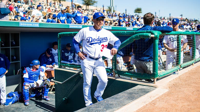 A day in the life: Behind the scenes with Dodgers manager Dave Roberts