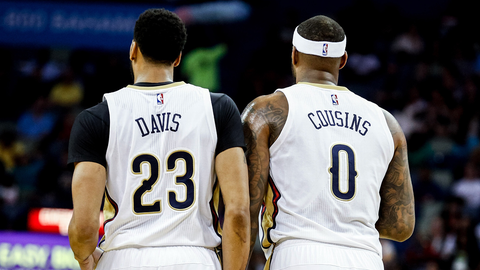 New Orleans Pelicans (34-48)