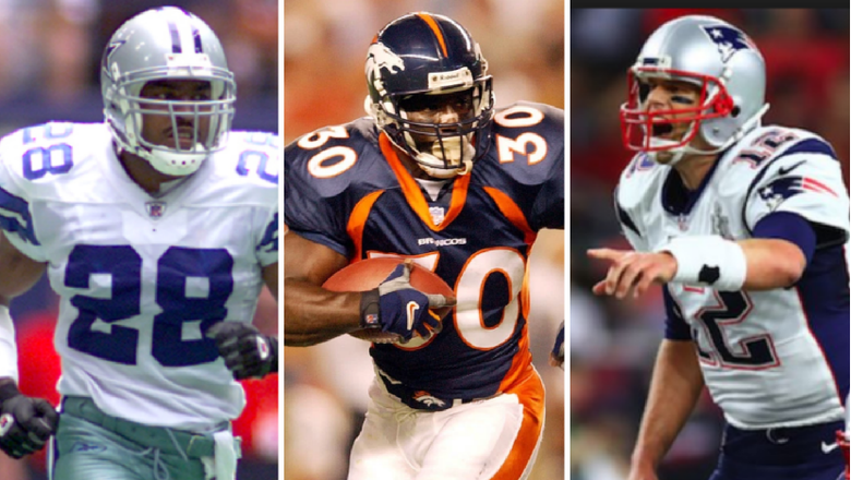 The best NFL draft pick in each of the past 25 years