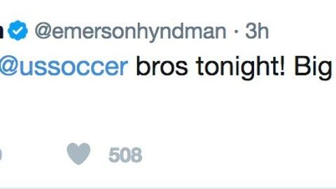 Emerson Hyndman, USMNT & Rangers