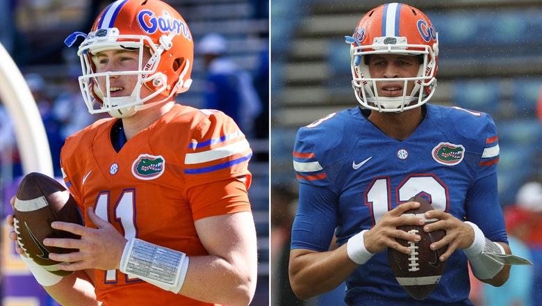 Inside Florida's quarterback battle between Feleipe Franks and Kyle Trask