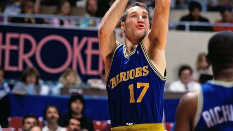 Houston Rockets: Chris Mullin