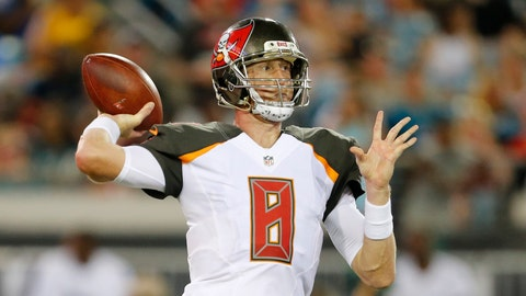 5. QB Mike Glennon to the Bears