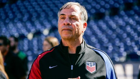 Arena names 24-player US roster to face Honduras, Panama