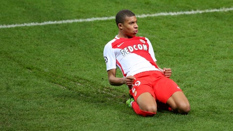 Kylian Mbappe is the truth