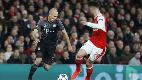 Arjen Robben is still a boss