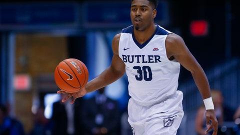 Butler (4) vs. Winthrop (13)