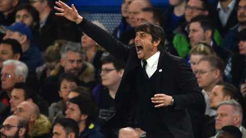 Antonio Conte's system continues to give teams fits