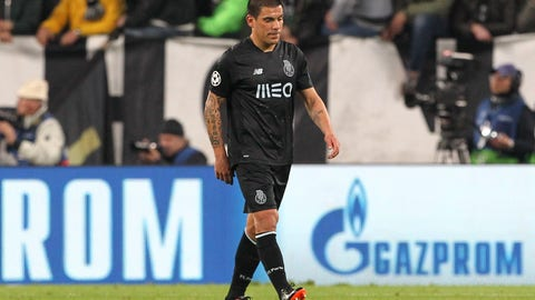 Another red card from Porto effectively ended the tie
