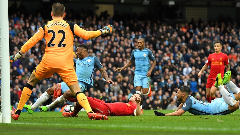 5 takeaways from Manchester City and Liverpool's breathtaking 1-1 draw