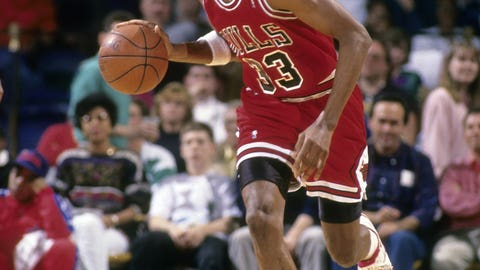 Utah Jazz: Scottie Pippen