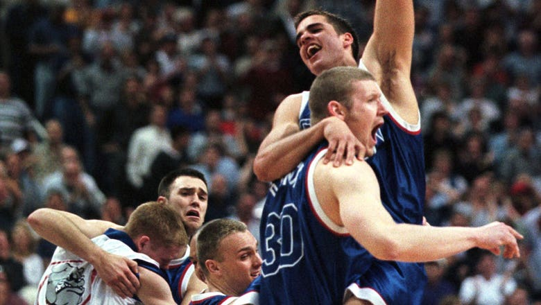 After 18 years, Gonzaga-and one longtime follower—can finally celebrate a Final Four berth