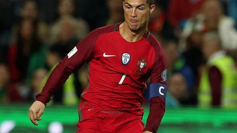 Group B: Portugal vs. Hungary