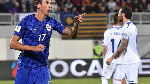 Group I: Croatia vs. Ukraine
