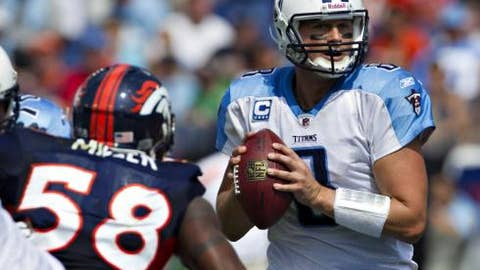 2011: Tennessee imports Matt Hasselbeck from Seattle
