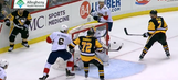 The Penguins have brought the alley-oop to the NHL