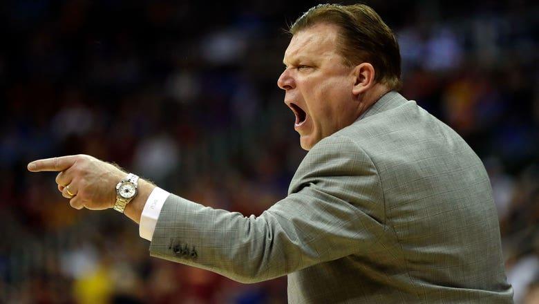 Report: Illinois hires Oklahoma State's Brad Underwood as next head coach