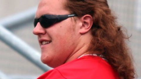 Jake Whalen, Badgers fullback