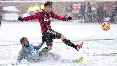 Atlanta United - Hector Villalba: $771,000