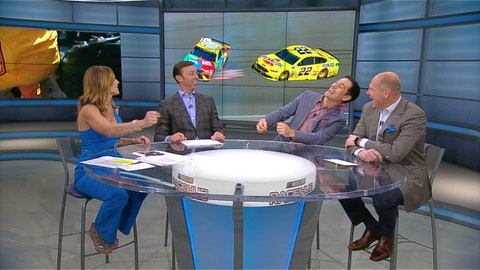 Sunday, Monster Energy pre-race show, FOX
