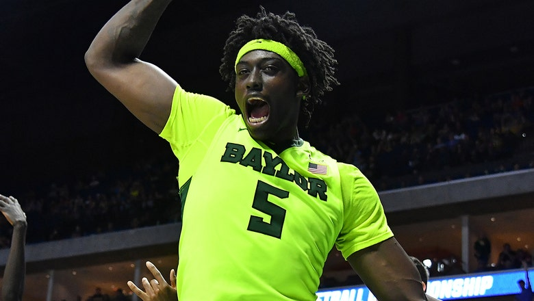 Mavs sign former Baylor star Motley as undrafted free agent