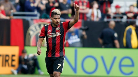 Atlanta have learned life without Martinez won't be easy