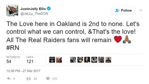 Justin Ellis, DT, Raiders