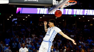Is Justin Jackson key to UNC's Sweet 16 matchup with Butler?