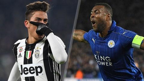 Juventus vs. Leicester