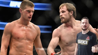 Should Gunnar Nelson face off against Wonderboy Thompson to determine the true karate kid?