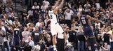 Kawhi Leonard gets best of Paul George in final seconds, hits game-winning shot