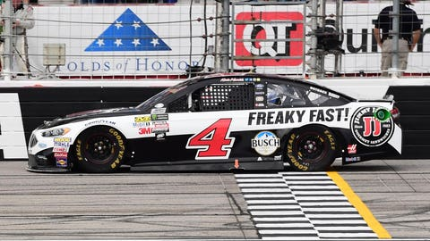 Kevin Harvick, 10 points (1 playoff point)