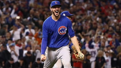 Chicago Cubs agree to record deal with third baseman Kris Bryant