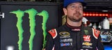 Kurt Busch makes pit stop to hang with World Series champion Cubs