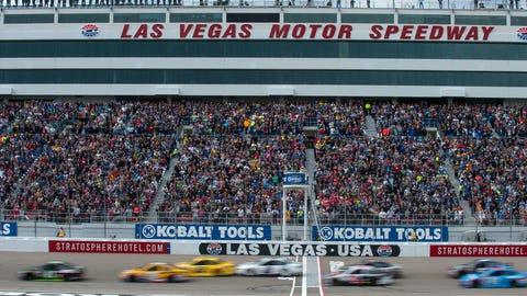 NASCAR needs more West Coast playoff races
