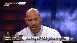 LaVar Ball says he's be champ of the world if basketball was played 1-on-1 | UNDISPUTED